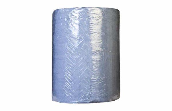 Putzpapier blau 2-lagig
